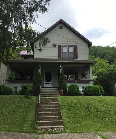 Galeton Single Family Home For Sale: 35 Prospect Avenue