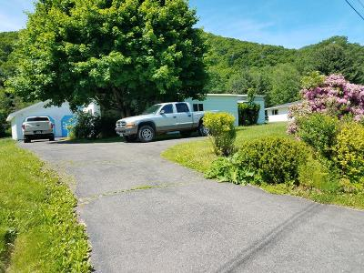 Galeton Single Family Home For Sale: 39 River