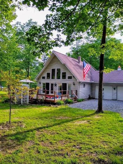 Westfield Single Family Home For Sale: 1405 Shin Hollow Road