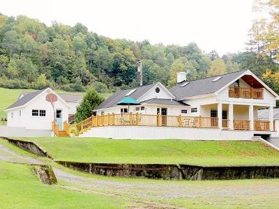 McKean County Single Family Home For Sale: 64 Kansas Branch Road
