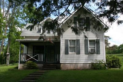 Middlebury Center Single Family Home For Sale: 47 Sherman Hill Road