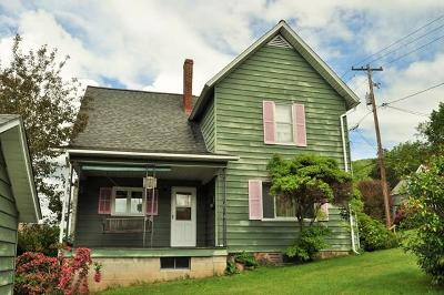 Galeton Single Family Home For Sale: 18 Fairview Avenue