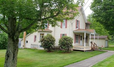 Coudersport Single Family Home For Sale: 505 Maple Street
