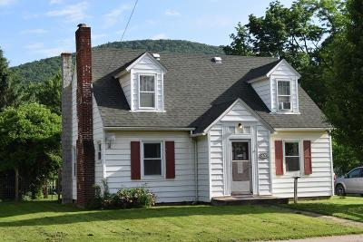 Westfield Single Family Home For Sale: 253 West Main St
