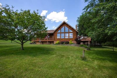 Middlebury Center Single Family Home For Sale: 620 Croft Hollow Road
