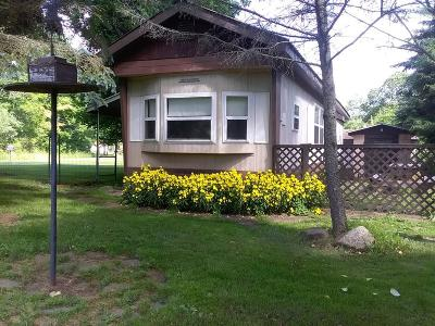 Westfield Single Family Home For Sale: 1244 Ladd Road