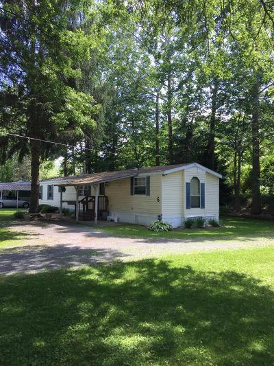 Mansfield Single Family Home For Sale: 962 S. Main Street - Lot 6