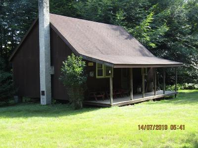 Galeton Single Family Home For Sale: 164 Rocking Rock Rd.