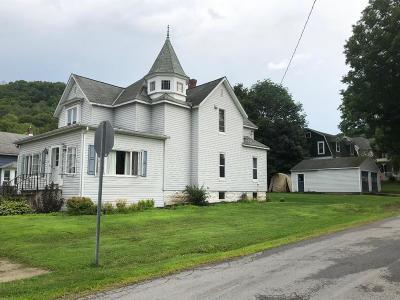 Coudersport Single Family Home For Sale: 502 Oak Street