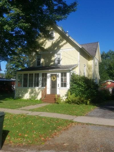 Port Allegany Single Family Home For Sale: 305 Broad Street