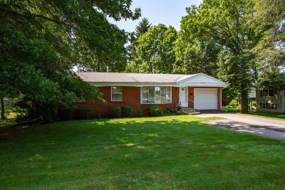 Mansfield Single Family Home For Sale: 29 N. Hill Terrace