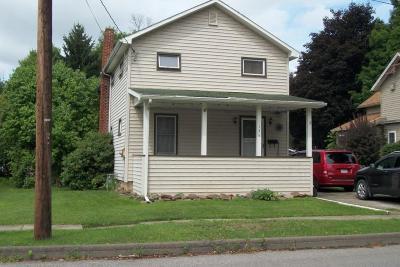 Mansfield Single Family Home For Sale: 136 Saint James Street
