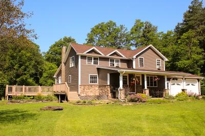 Middlebury Center Single Family Home For Sale: 601 North Road