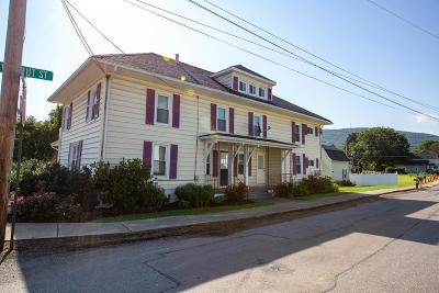 Tioga Multi Family Home For Sale: 10 Walnut Street