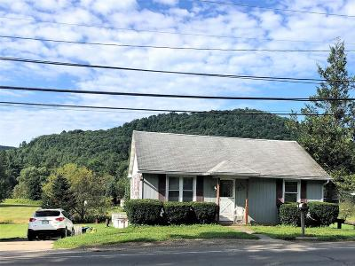 Coudersport Single Family Home For Sale: 500 East Second Street