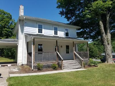Wellsboro Single Family Home For Sale: 6 Knowlton Rd