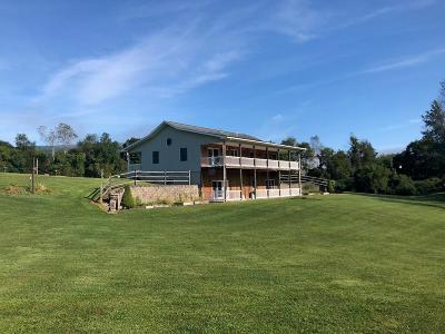 Wellsboro Single Family Home For Sale: 1644 Hills Creek Rd