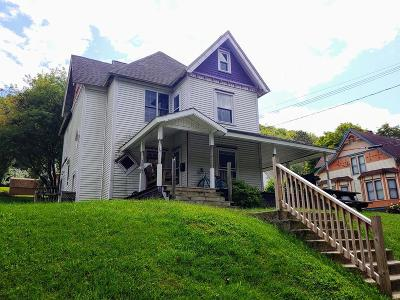 Coudersport, Galeton, Gaines, Wellsboro, Mansfield, Mainesburg, Troy, Sayre, Lawrenceville, Elkland, Knoxville, Westfield, Genesee, Liberty, Williamsport Single Family Home For Sale: 21 Prospect Ave