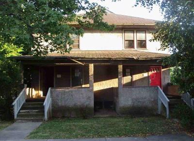 Williamsport Multi Family Home For Sale: 929-931 Park Ave