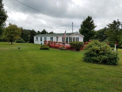 Coudersport, Galeton, Gaines, Wellsboro, Mansfield, Mainesburg, Troy, Sayre, Lawrenceville, Elkland, Knoxville, Westfield, Genesee, Liberty, Williamsport Single Family Home For Sale: 718 Paul Hollow Road