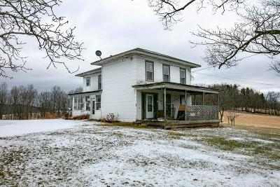 Troy Single Family Home For Sale: 4032 Route 6