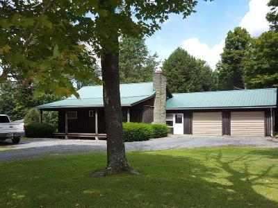 Galeton Single Family Home For Sale: 221 Pigeon Hill Rd