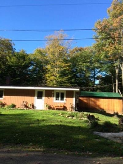 Coudersport Single Family Home For Sale: 643 South Dry Run Road