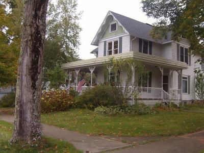 Coudersport PA Single Family Home For Sale: $149,900