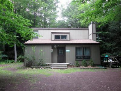 Blakeslee PA Single Family Home Closed: $124,900