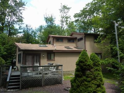 Tobyhanna PA Single Family Home For Sale: $89,800
