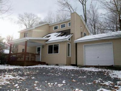 Pocono Lake PA Single Family Home Closed: $119,000