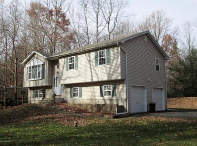 Kunkletown PA Single Family Home Closed: $139,900