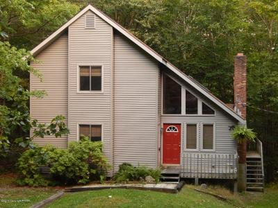 Gouldsboro Single Family Home For Sale: 82 North Lehigh River Drive