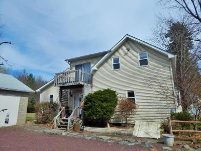 Cresco PA Single Family Home For Sale: $119,000