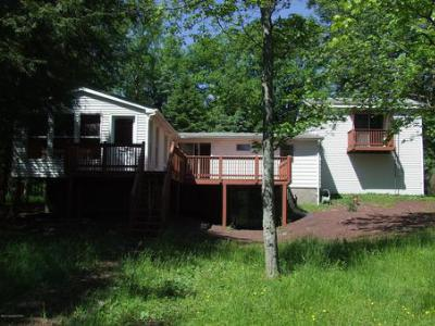 Pocono Lake PA Single Family Home For Sale: $244,900