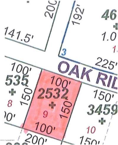 Cresco Residential Lots & Land For Sale: 8144 Oak Ridge Ln