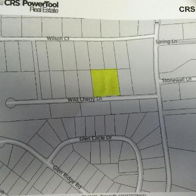 Residential Lots & Land For Sale: 2124 Wild Cherry ( Lot 7 ) Ln