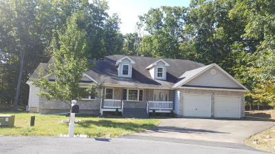 Stroudsburg Single Family Home For Sale: 305 Woodwind Ct