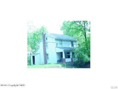 Mount Bethel Single Family Home For Sale: 650 Mt. Bethel Highway