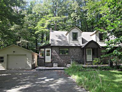 Pocono Pines PA Single Family Home For Sale: $209,900