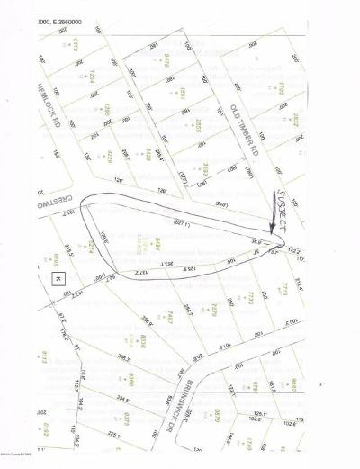 Mount Pocono Residential Lots & Land For Sale: 133 Gap View Rd