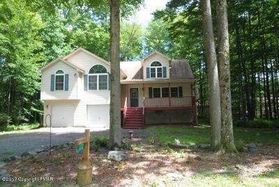 Pocono Lake Single Family Home For Sale: 172 Wyomissing Dr