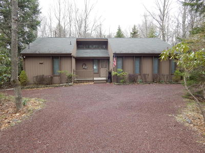Pocono Pines PA Single Family Home For Sale: $234,500