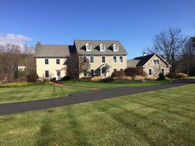 Stroudsburg Single Family Home For Sale: 1126 Pine Ln
