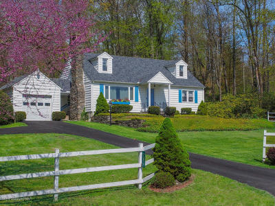 Canadensis Single Family Home For Sale: 287 Dutch Hill Rd