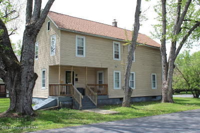 East Stroudsburg Multi Family Home For Sale: 137 Day St