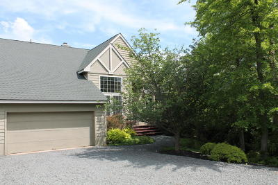 Pinecrest Lake Golf & Cc Single Family Home For Sale: 116 Plateau Rd
