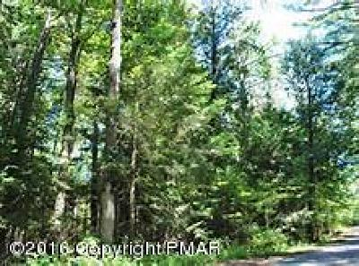 Tobyhanna PA Residential Lots & Land For Sale: $24,900