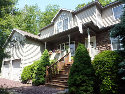 Lake Naomi Single Family Home For Sale: 2241 Hillcrest Dr