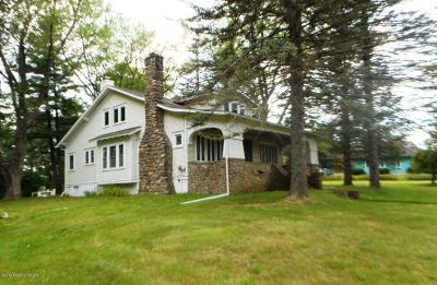 Blakeslee Single Family Home For Sale: 5611 Route 115